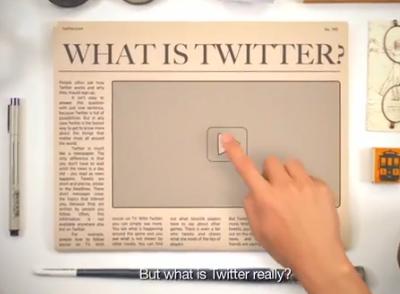 minute comprendre Twitter