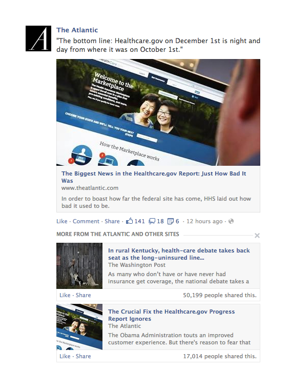 journaux facebook