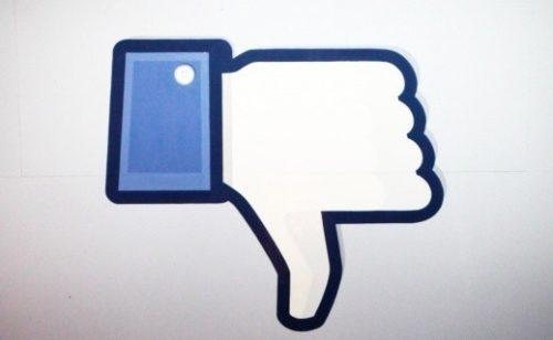 Etude   baisse reach Facebook chiffres
