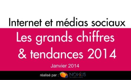 Internet médias sociaux   chiffres & tendances 2014 vidéo