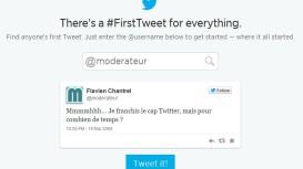 first-tweet