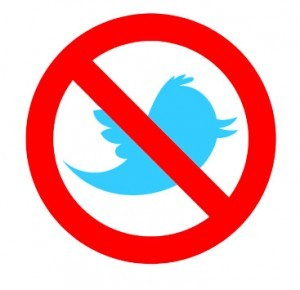 Pourquoi gens quittent Twitter
