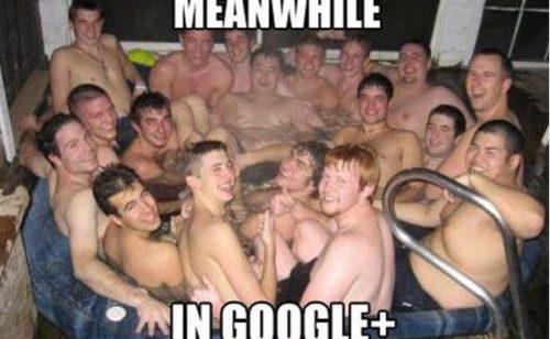 Google+   autant d'utilisateurs Twitter 2 fois plus d'interactions
