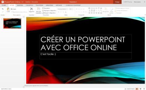 Office Online   Microsoft Word  Excel PowerPoint disponibles gratuitement