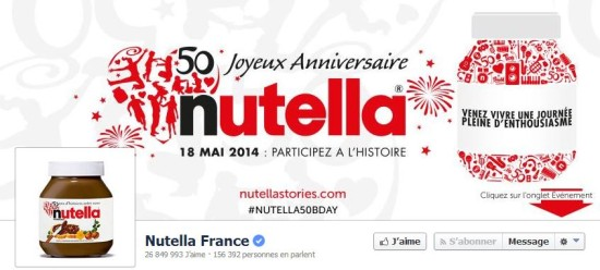 nutella-facebook