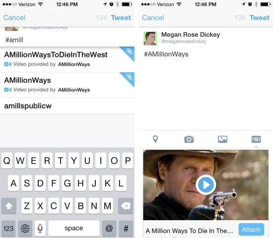 tweet-video-hashtag