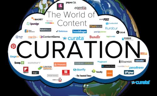 Débat   curation  réelle plus-value aspirateur contenus