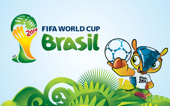 10 fonds d 39 cran pour la coupe du monde 2014 au br sil - La mascotte de la coupe du monde 2014 ...