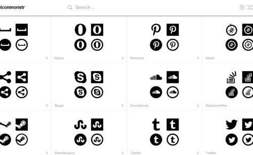 iconmonstr   icônes gratuites  libres droit sans attribution