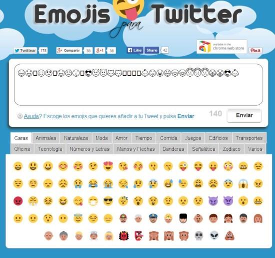 Un Service Pour Trouver Des Emoticones Et Des Smileys Pour Twitter Bdm