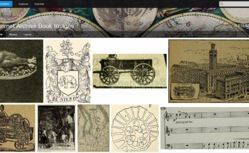 millions photos historiques libres droits disponibles Flickr