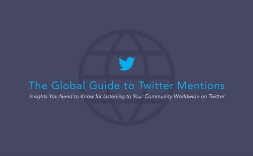 Infographie   mentions Twitter chiffres