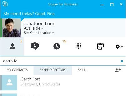 Microsoft annonce Skype for business remplacer Lync