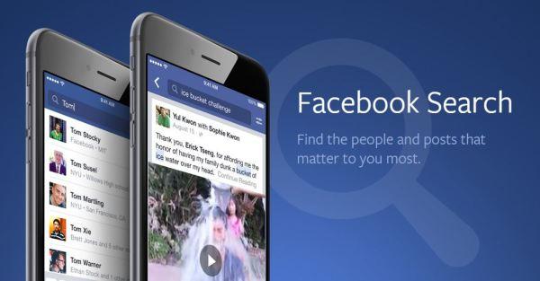 facebook-recherche