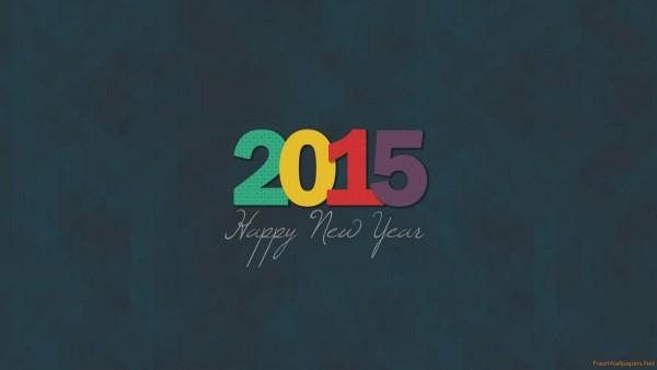 15 fonds d u0026 39  u00e9cran pour souhaiter une bonne ann u00e9e 2015