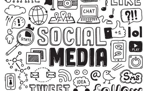 50 chiffres connaître médias sociaux 2014