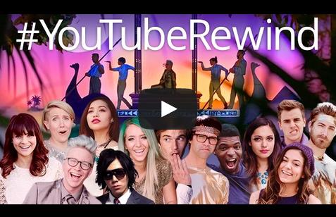 10 vidéos YouTube plus populaires l'année 2014 France