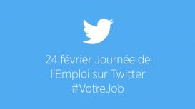 RegionsJob et le Blog du Modérateur participent à la 1ère Journée de l'emploi sur Twitter