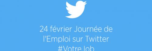 RegionsJob Blog Modérateur participent 1ère Journée l'emploi Twitter