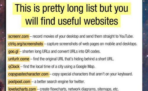 100 outils web gratuits tout faire Internet