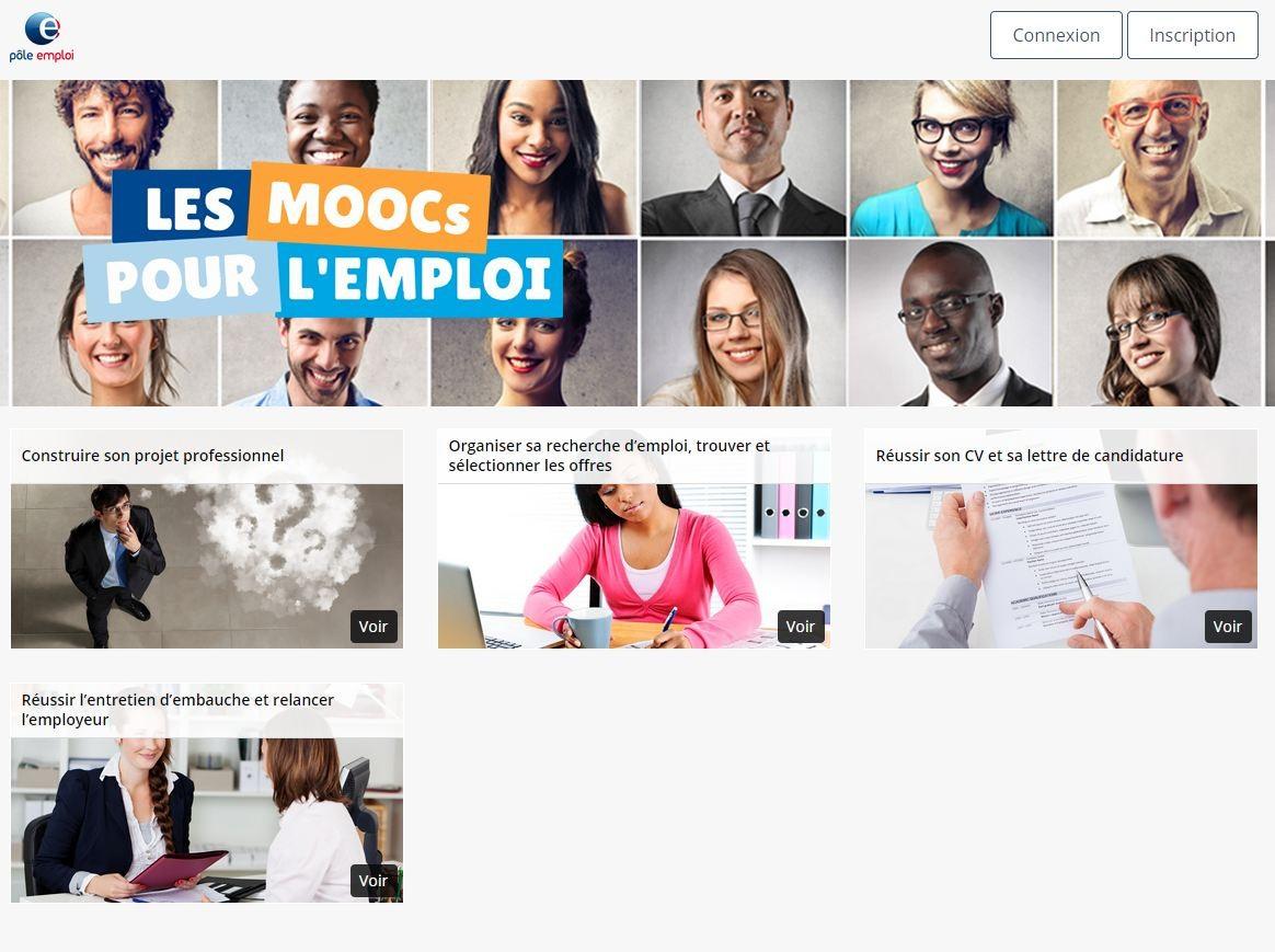 p u00f4le emploi lance des moocs pour aider les demandeurs d u0026 39 emploi