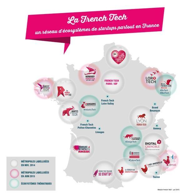 carte french tech