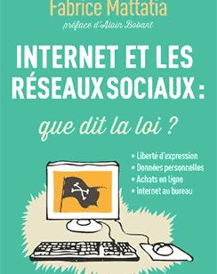 Internet réseaux sociaux   dit loi   (+ livres gagner)