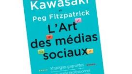 art médias sociaux