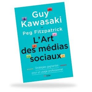 5 livres lire médias sociaux