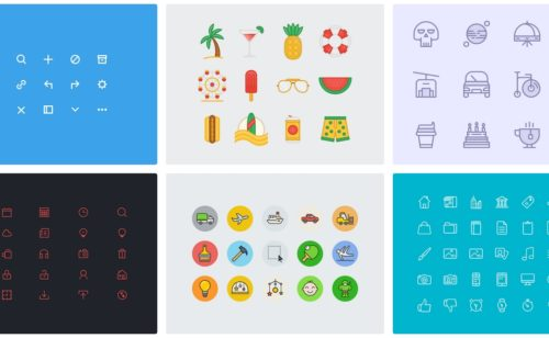 IconStore   packs d'icônes gratuits projets personnels commerciaux
