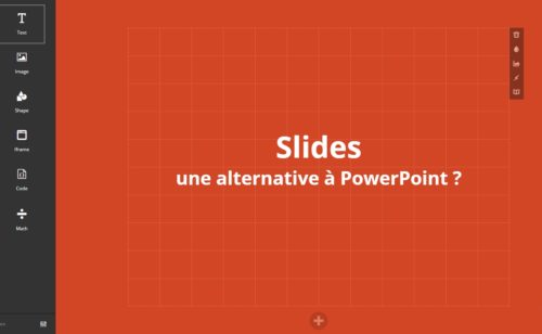 Slides  alternative PowerPoint