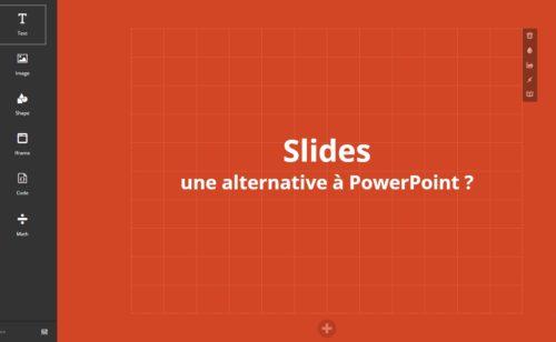 Slides  alternative PowerPoint