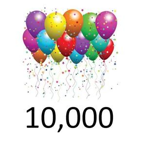 10 000 caractères
