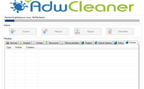 Nettoyer navigateur   comment supprimer toolbars  adwares programmes indésirables