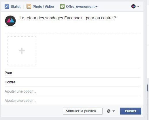 facebook-sondage