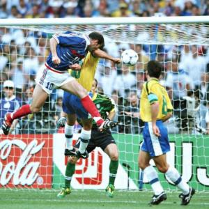 France - Brésil, 1998