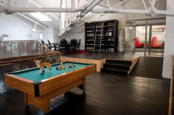 Havas recrute via Airbnb