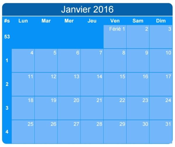 10 calendriers 2016 imprimer blog du mod rateur. Black Bedroom Furniture Sets. Home Design Ideas