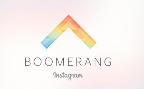 Instagram lance Boomerang  créer vidéos d'une seconde tournent boucle