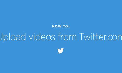 Nouveautés Twitter   l'upload vidéos via Twitter.com publicités pre-roll