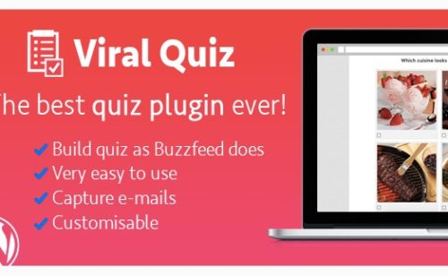 Test   WP Viral Quiz  l'outil idéal créer quiz viral WordPress