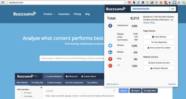 buzzsumo-extension