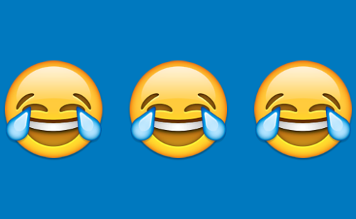 mot l'année est… emoji 😂