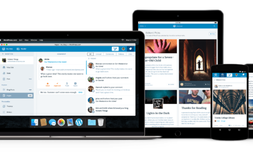 WordPress.com   toute nouvelle version  inspirée Medium