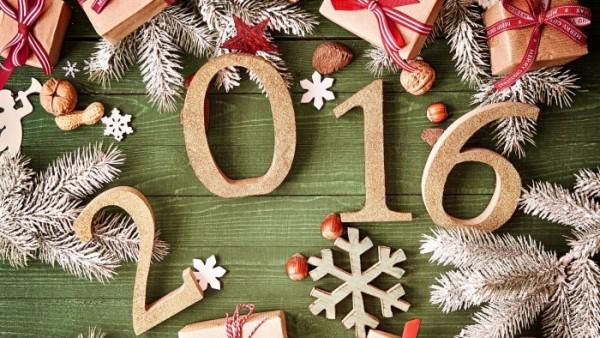Fondos De Pantalla Hd Navidad 2016: 16 Fonds D'écran Pour Souhaiter Une Bonne Année 2016