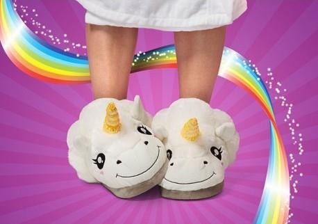 chaussons-licorne