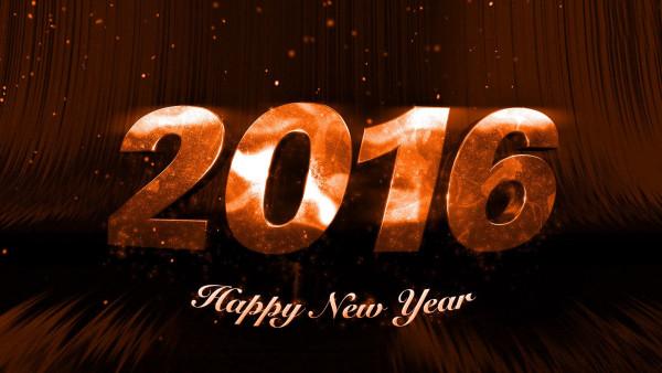 16 fonds d cran pour souhaiter une bonne ann e 2016 for Fond ecran hd 2016