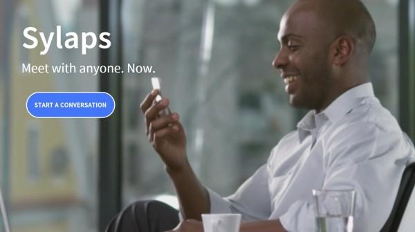 Sylaps : un outil pour converser (vidéo, audio, chat) et échanger des fichiers facilement