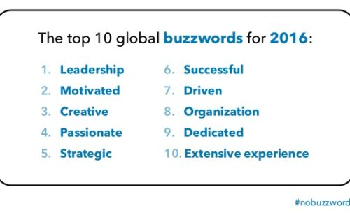 top 10 buzzwords inutiles profils LinkedIn