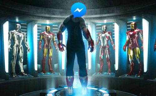 Facebook veut faciliter développement robots Messenger Chat SDK